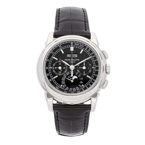 Patek Philippe Grand Complications Perpetual Calendar Chronograph 5970P-001